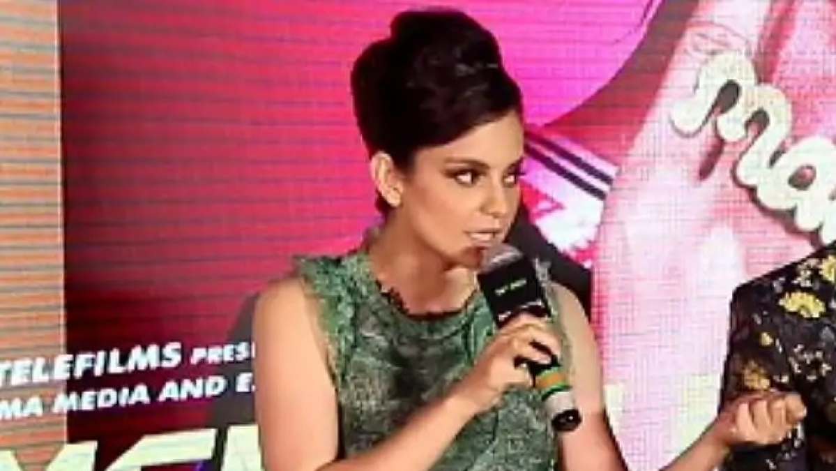 Press Club of India condemns Kangana's misbehaviour with  journalist