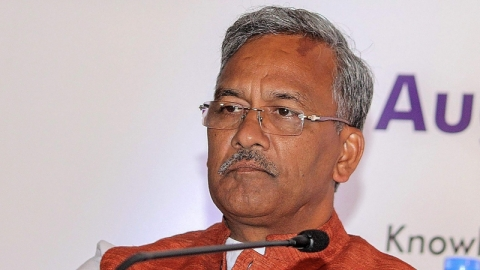 BJP high command upset with Uttarakhand CM's decision to produce liquor at Devprayag