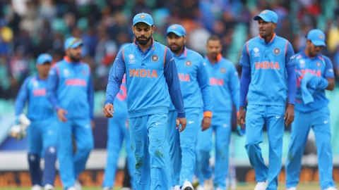 Men in Blue lose semis, bid goodbye to ICC Cricket World Cup