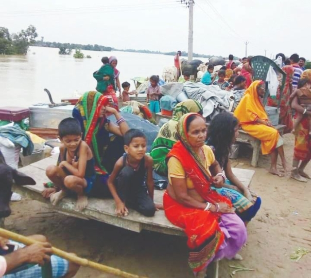 Blog: Vignettes from the past: Reporting on floods from Bihar