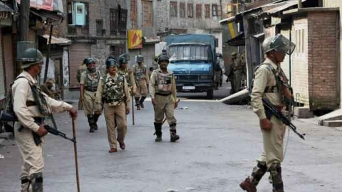 J&K: Panic in Valley after Centre sends 10,000 paramilitary forces to maintain 'law and order'