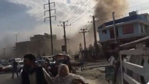 One dead in attack on Kabul office of Amrullah Saleh