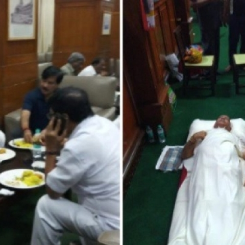 Karnataka Floor Test LIVE updates: Adamant on trust vote BJP legislators stage protest sleep in Assembly