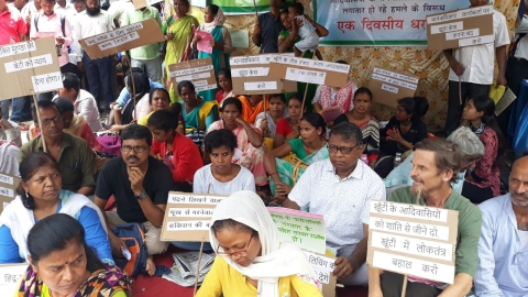 Two months ahead of elections, Jharkhand govt bans meetings, protests in Ranchi