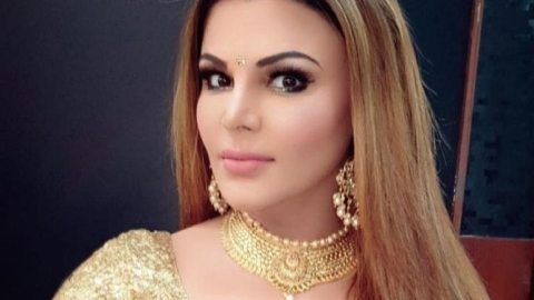 Rakhi Sawant's marriage  WAS a big hoax (not surprising!)