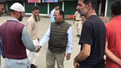 Article 370: 'I was misled. Had I known it was Doval, I wouldn't have gone', says man in NSA's Kashmir video