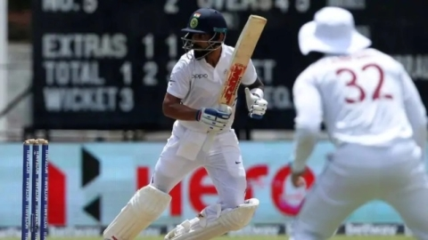 Kohli and Agarwal half centuries help India take slight edge over Windies in Day 1