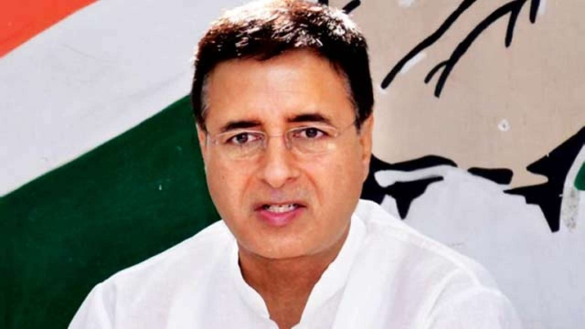 CWC will meet after Parliament session, says Congress leader Randeep Surjewala