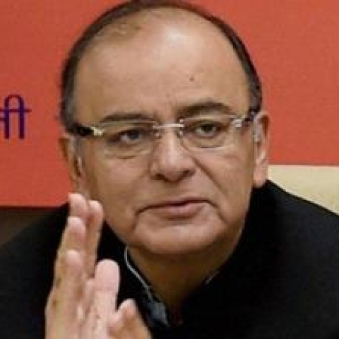 Former Union minister and senior BJP leader Arun Jaitley.