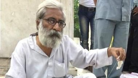 Magsaysay Award winner Sandeep Pandey says put under house arrest, Lucknow administration denies charge