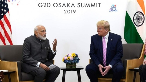 Modi speaks to Trump; raises Imran's provocative remarks against India
