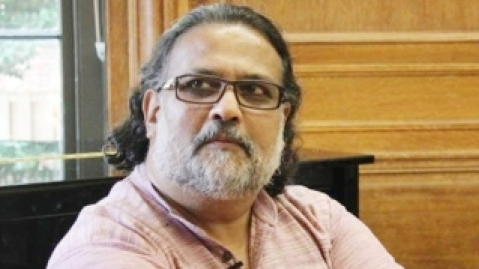 Removal of special status for J&K done in autocratic manner: Tushar Gandhi