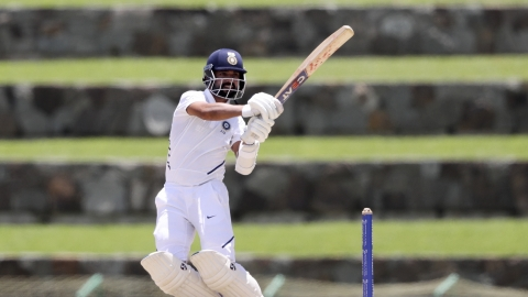 Rahane's 81 only saving grace in India 203 for 6 on day 1