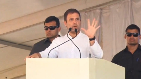 Reducing voting age was message of confidence, says Rahul Gandhi