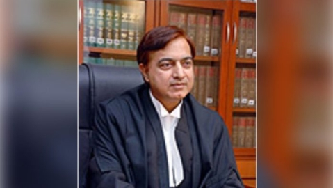 Judge Sunil Gaur who rejected Chidambaram's bail plea, appointed as  chairperson of PMLA Appellate Tribunal