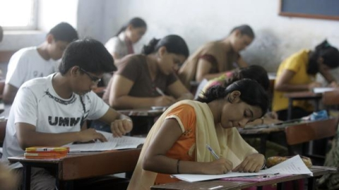 Question on 'Jai Shri Ram' in Bengal school exam spark row