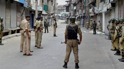 Curfew in UP district after man beaten to death