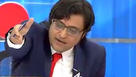 Satire: Rupa Gulab on Arnab's idol and Goswami's meltdown on national TV