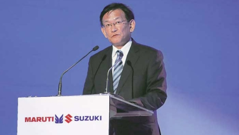 Automobile sector going through difficult time, government can help, says Kenichi Ayukawa, MD Maruti Suzuki