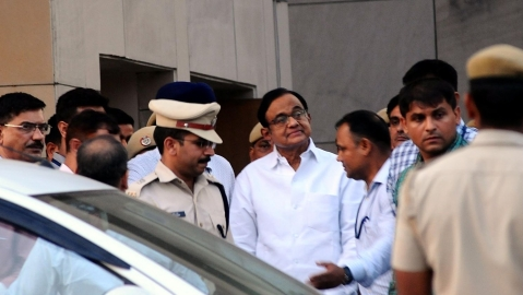 "SC rejects CBI contention on Chidambaram that flight risk of economic offenders a ""national phenomenon"""