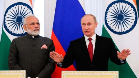 Russia backs India on Kashmir issue