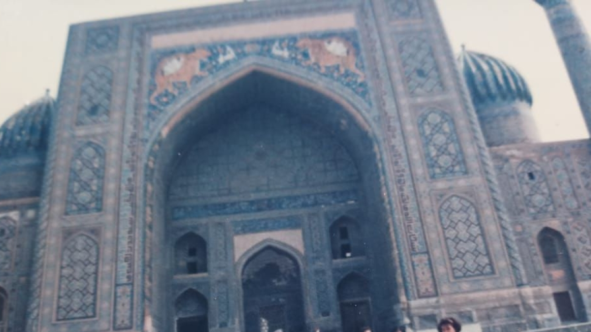 A Unique story of Samarkand