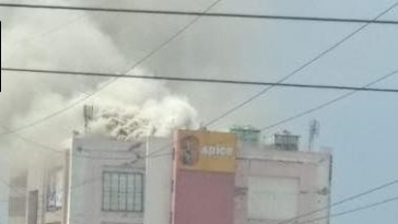 LIVE news updates: Fire breaks out in Noida Sector 25A's Spice Mall