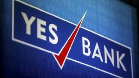 Yes Bank's shares fall by 7% after scam revelation at CG Power