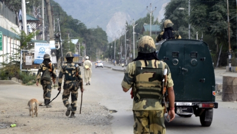 Jammu and Kashmir: Section 144 imposed,  internet shut, public movement barred