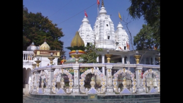 Indore's Khajrana temple gets BHOG certificate