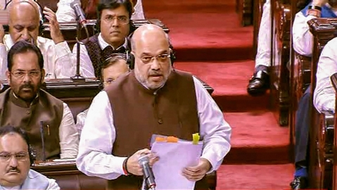Rajya Sabha passes bill to amend SPG Act,  Congress stages walkout