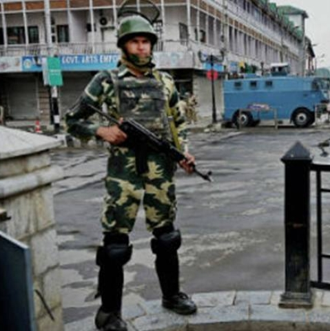 Curfew has been clamped in the Valley since Sunday night, hours before government announced bifurcation of J&K and scrapping Article 370 on Monday morning. (PTI file photo).