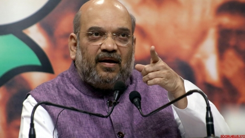 Amit Shah  rally: Administration ordered to mobilise crowd