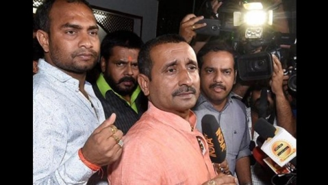 Unnao rape case: Lawyer of victim's mother alleges death threat from Sengar