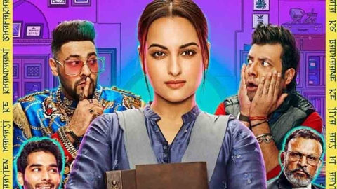 Khandaani Shafakhana review: Average film on a brilliant idea
