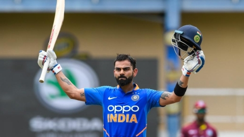 Kohli, Iyer guide India to ODI series whitewash