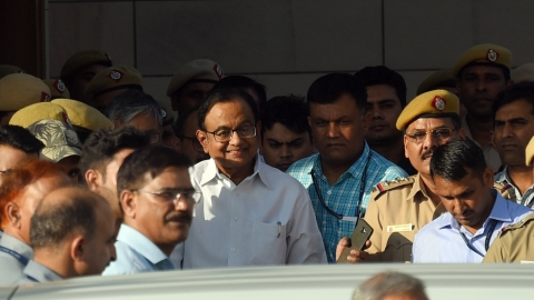 The Chidambaram-INX Media case-Smoke without a fire?