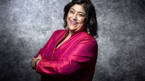 "Gurinder Chadha speaks on her new enchanting musical ""Blinded by the light"""