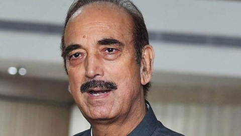 """We are no more a democracy"", laments Congress leader Ghulam Nabi Azad"