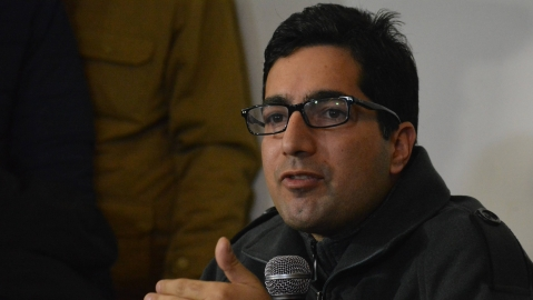 Issuance of LOC was mala fide exercise of power, Shah Faesal tells Delhi HC