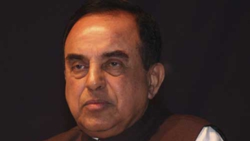 Subramanian Swamy advocates abolishment of income tax and  hike in FD deposits