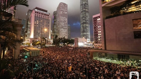 Hong Kong protesters use Tinder, Pokemon Go to spread messages