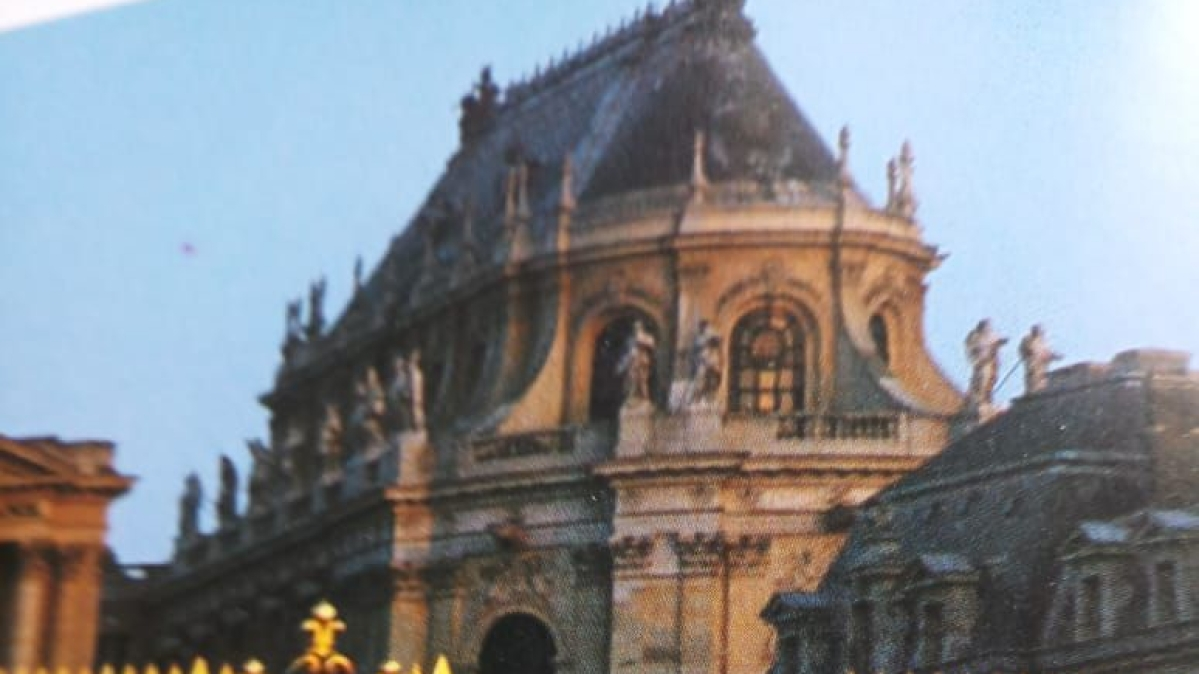 Palace of Versailles: A landmark in History