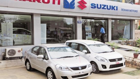 Maruti Suzuki cuts production for 8th straight month in September by over 17%