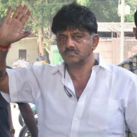 LIVE News Updates: DK Shivakumar released from Tihar Jail after HC grants him bail