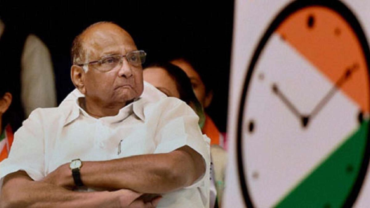 'Mard' Marathas do not bow before Delhi -- Pawar's message to BJP