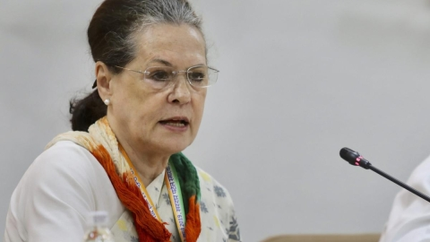 Will not let nation forget or forgive 'Tughlaqi blunder', says Sonia Gandhi, hits out at Demonetisation