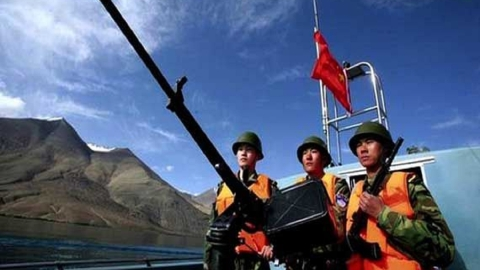 India, China troops engage in heated exchange in eastern Ladakh: Official sources