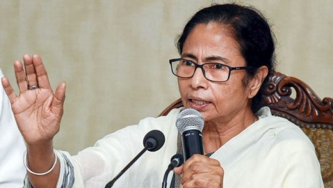 Shame on BJP for creating panic over NRC in Bengal: Mamata
