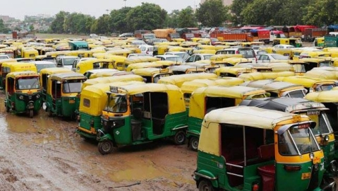 Transport strike in Delhi from 6 am, several schools, offices declare holiday